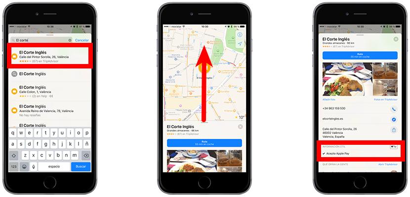 Comprobar si tienda es compatible con Apple Pay