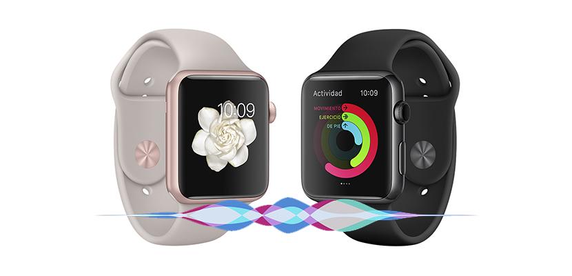 Siri (SiriKit) en el Apple Watch