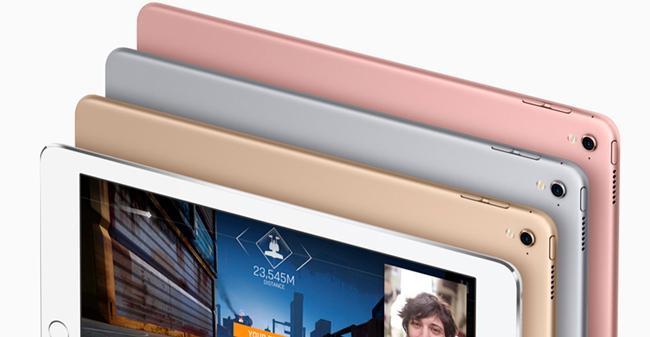Nuevos modelos iPad