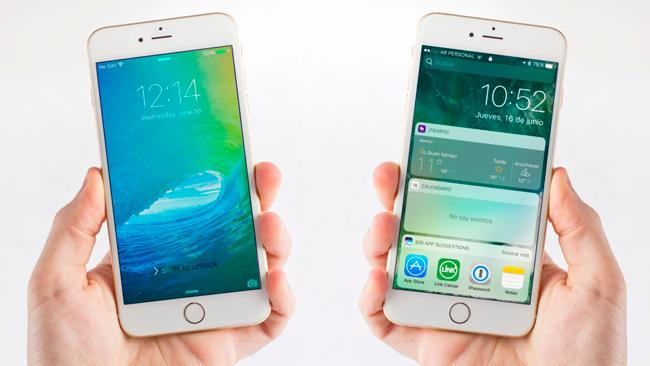 Apple publica iOS 10.3.1 para iPhone, iPad y iPod Touch