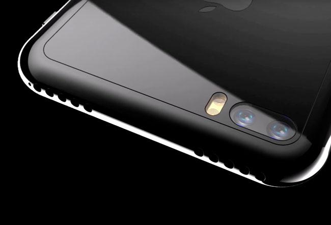 Concepto en vídeo del iPhone 8